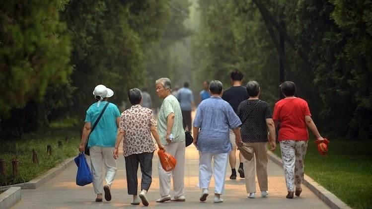 老龄化的现在,请多给老人一些关爱