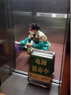 男子用酒精喷口罩,遇电梯消毒液死亡?假的!但使用它们要注意!