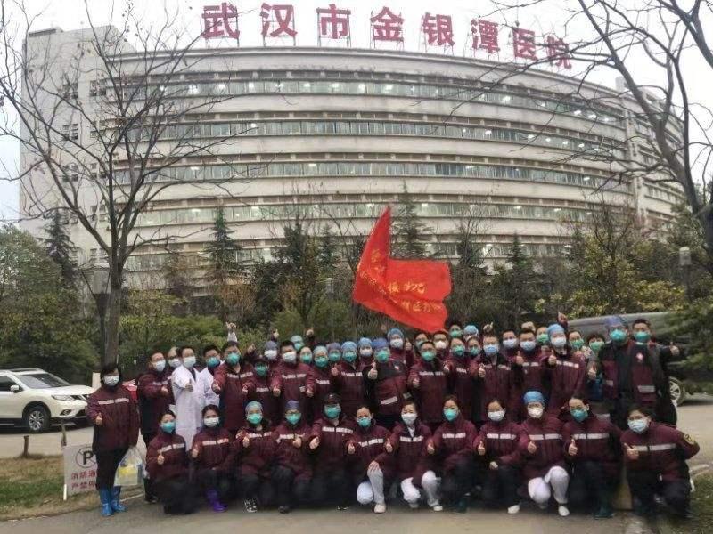 武汉第八医院院长王萍感染新冠肺炎,正住院治疗