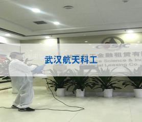 武汉航天科工杀菌项目案例