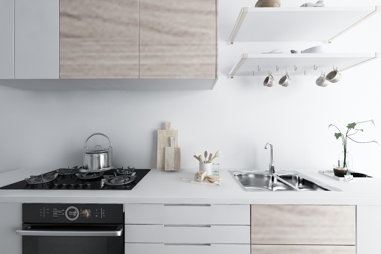 拒绝不环保厨柜 打造健康家具厨房